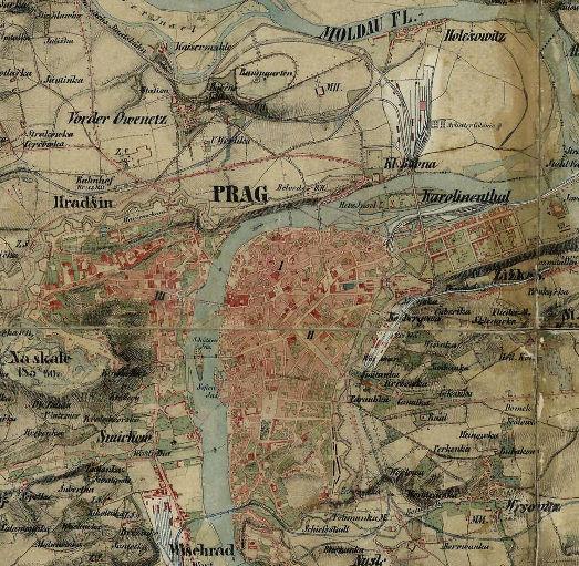 Galizien Karte.Galizien Und Bukowina 1861 1864 Franziszeische Landesaufnahme